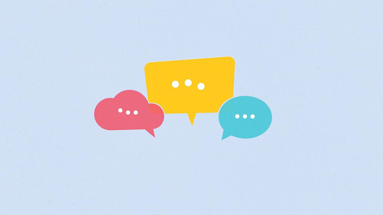 Sprochenronn_Speechbubbles