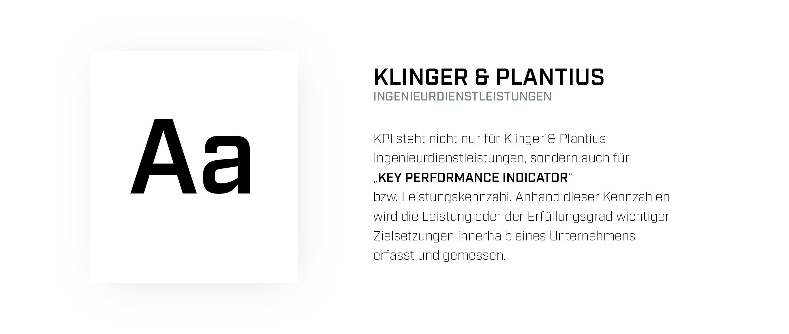 KPI_Typografie
