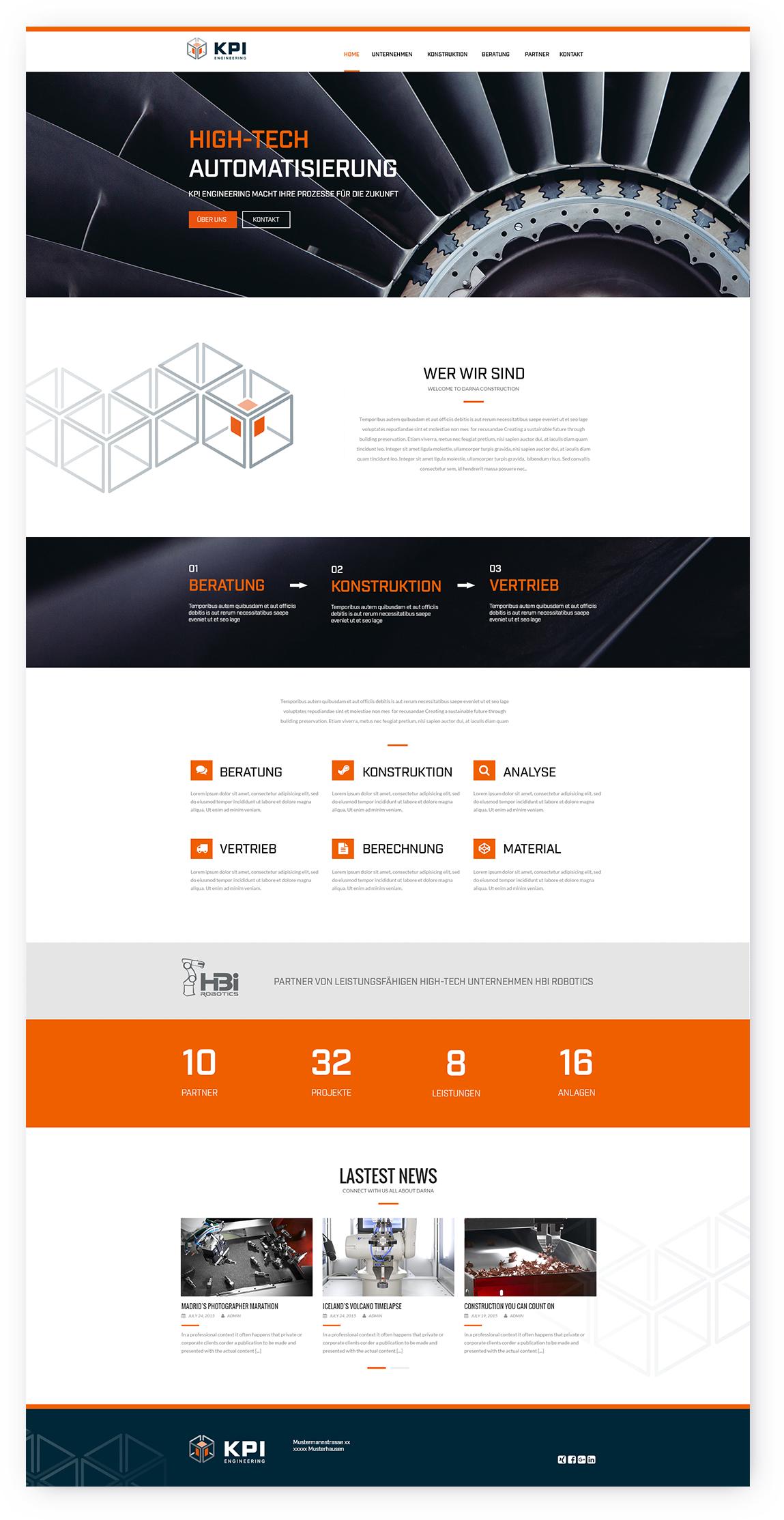 KPI_Website
