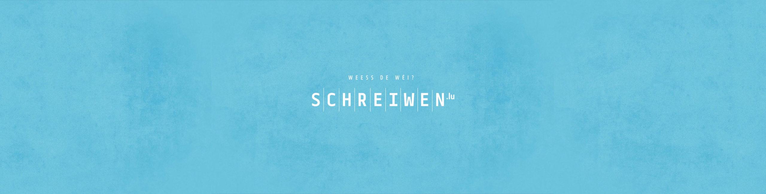 Schreiwen-lu_Titel-2